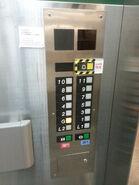 Customized OTIS S1 car station