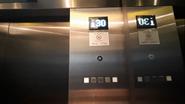 Schindler7000 DLineWhite Indicator MarriottSurawongse