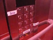 TK Focus keypad buttons Lille