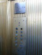 1960s Fiam CarStation arrowlamps