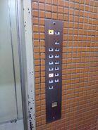 1970s Hitachi hallStation Rectangular 2