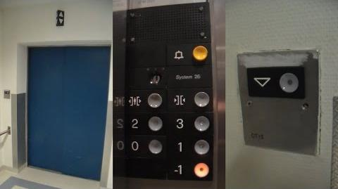 OTIS System 260 - an extremely rare elevator