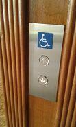 Mitsubishi handicap callstation