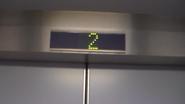 S-Series indicator abovedoor