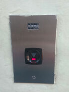 Kone MSeries Touch sensitive Call