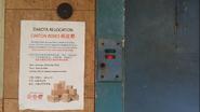 Vintage Schindler Elevator HallCallButton Terminal HDB