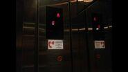 Indolift floor indicator GWBP