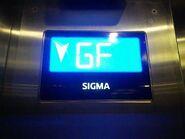 Posh Sigma LCD indicator-BDG