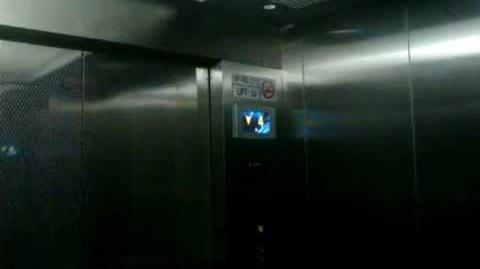 Terminal Bersepadu Selatan - Sigma Traction Elevator