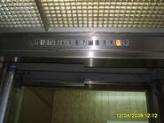 1980s GoldStar inside floor counter Hitachi