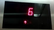 OTIS Series 4 Indicator