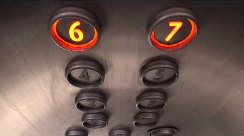 KSS Revive 520! OTIS Traction Lifts Elevators (Mod