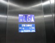 OTIS Gen2 2000 indicator