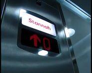 Stannah LED indicator WS
