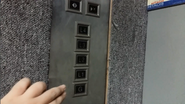 Hitachi Rectangular 2000s Buttons