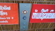 Orange Mitsubishi Gen3 HallCallButtons KhupPfeifer