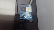Thyssenkrupp LCD CarFloorIndicator FYICenter