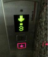 Generic Schindler buttons