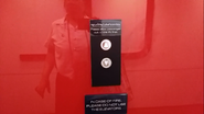 KoneKDS300 FlushMount Round HallCall