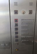 ThyssenKrupp MT42 buttons