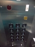Kone MSeries Touch sensitive Car 2
