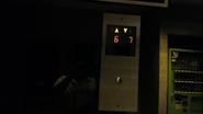 Otis Concave HallStation Terminal CTWAtrium