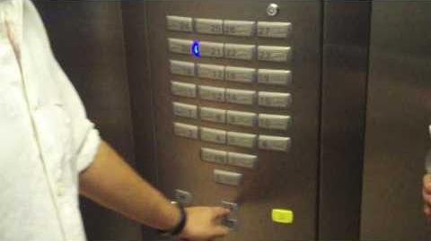 BRAND NEW Schindler NeoLift High-Rise Traction Elevators at Grand Venetian Tower 1