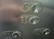 Otis concave buttons with button plates