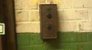 1900's Otis Black Button Call Station