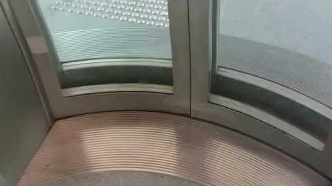 Expo MRT Station - Kone Hydraulic Elevator