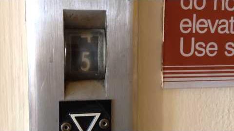 Elevator 7 at O'Connor Hospital in San Jose, CA