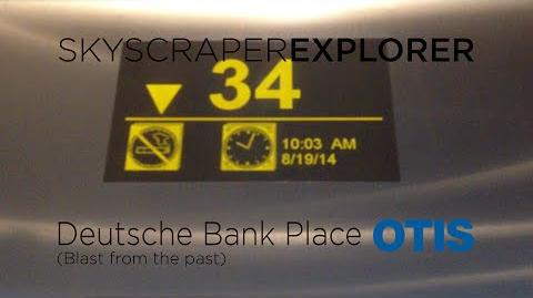 Deutsche Bank Place