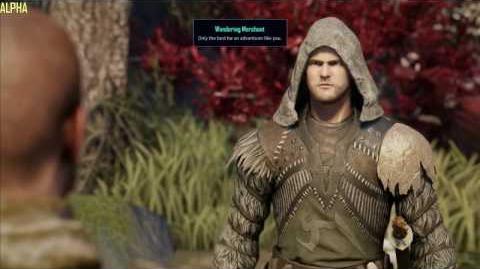 ELEX - Alpha Gameplay from PC Gamer Livestream
