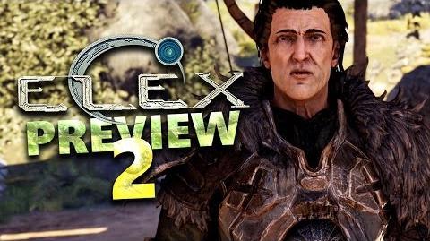 ELEX Preview 02 QUESTS, TESTS & KONSEQUENZEN