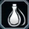 Butelka wody ikona
