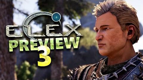 ELEX Preview 03 MODERNE RUINEN, KAMERAS & (eklige) KLERIKER