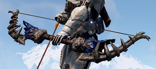 Военный лук II