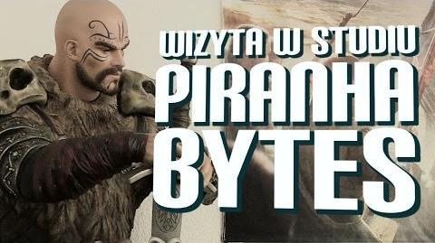Tak pracują twórcy Gothica – odwiedziny w Piranha Bytes tvgry