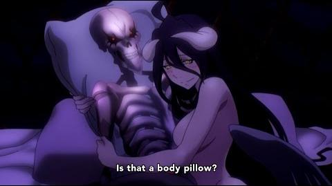 Overlord - Body pillow