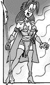 Warrior Princess Ellen