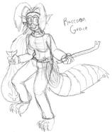 Raccoon Grace