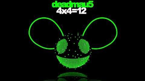 Deadmau5 - 4x4=12 (Continuous Mix) (FULL 1 Hour 9 Mins)