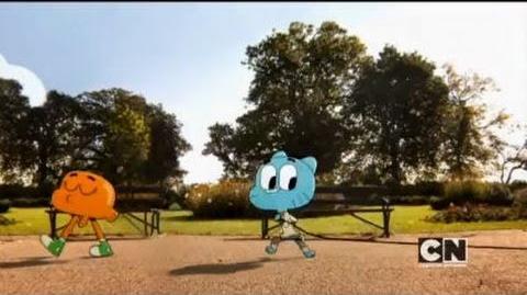 El paseo de Anaís - 'El asombroso mundo de Gumball' - Cartoon Network