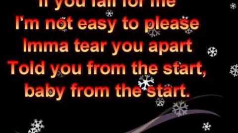 Break Your Heart Taio Cruz Lyrics