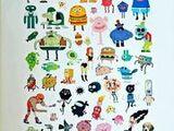 Lista de Personajes Menores
