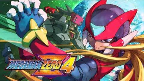 Music Mega Man Zero 4 ► Straight Ahead (Mythos Ver