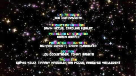 The Amazing World of Gumball -- End Credits