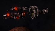 Freedom-Class Survey 16EtaSagittae C3 сбоку-сзади
