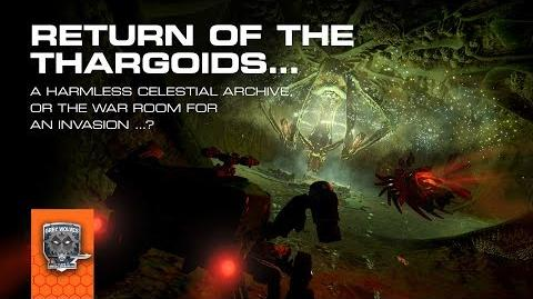 RETURN OF THE THARGOIDS - What Awaits The Core Worlds Of Humanity ...