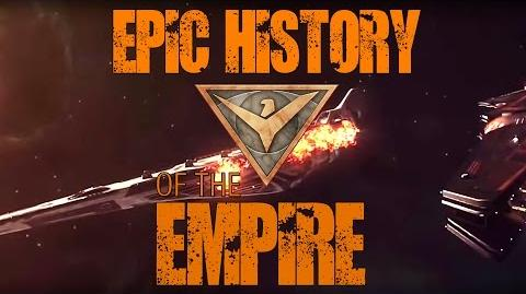 Elite Dangerous - Epic History of The Empire